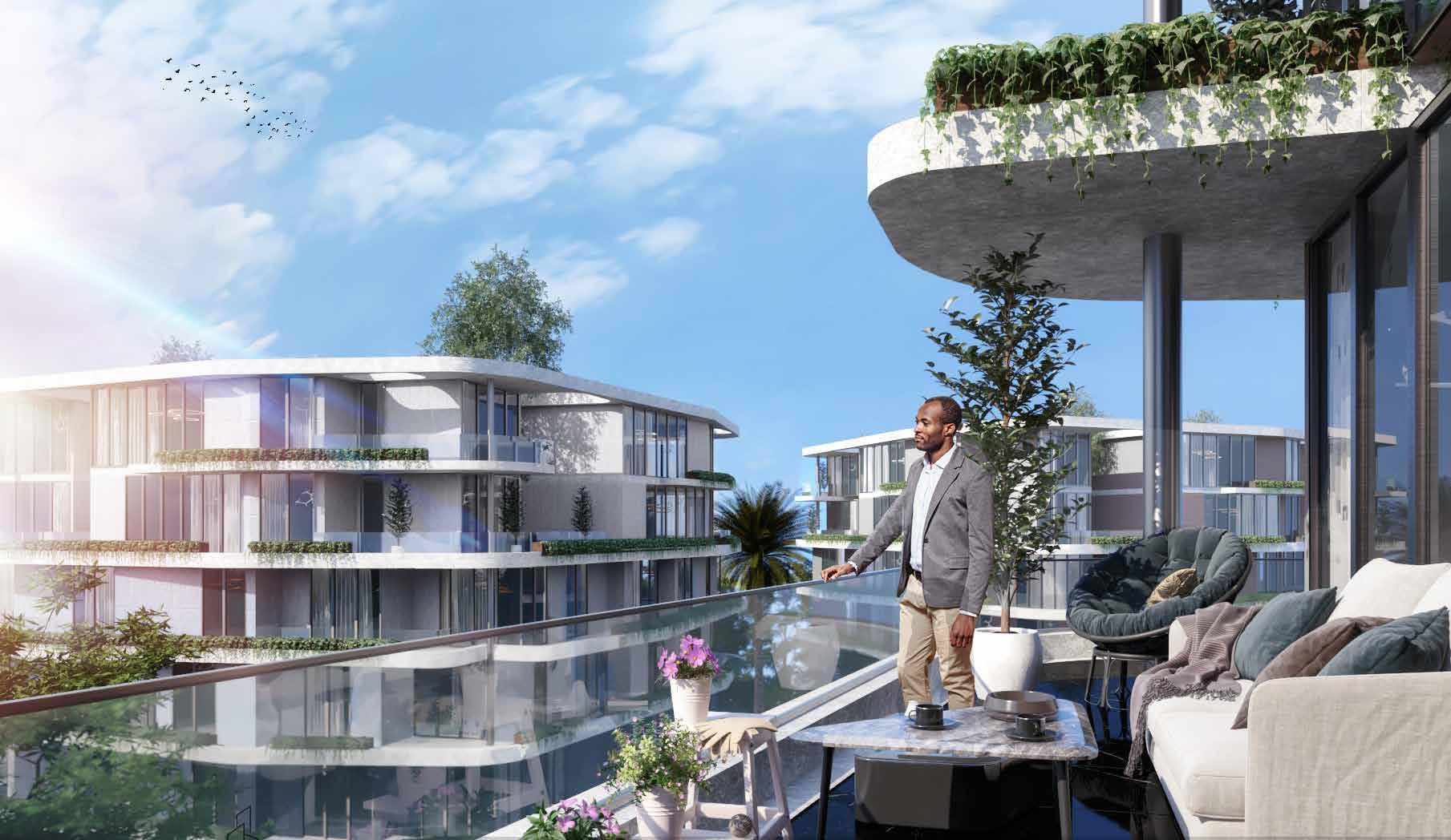 Premium apartment  in Armonia, the new administrative capital..