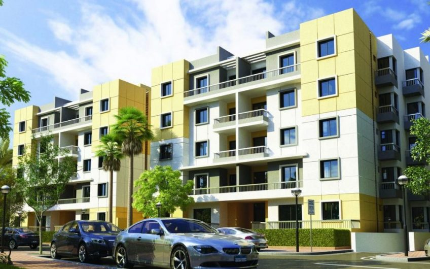 Your apartment is finished and received 2021 in JAYD New Cairo
