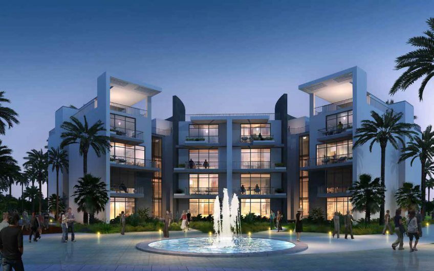 Apartment 194 meters in Pyramids Hills 6th of Octobe
