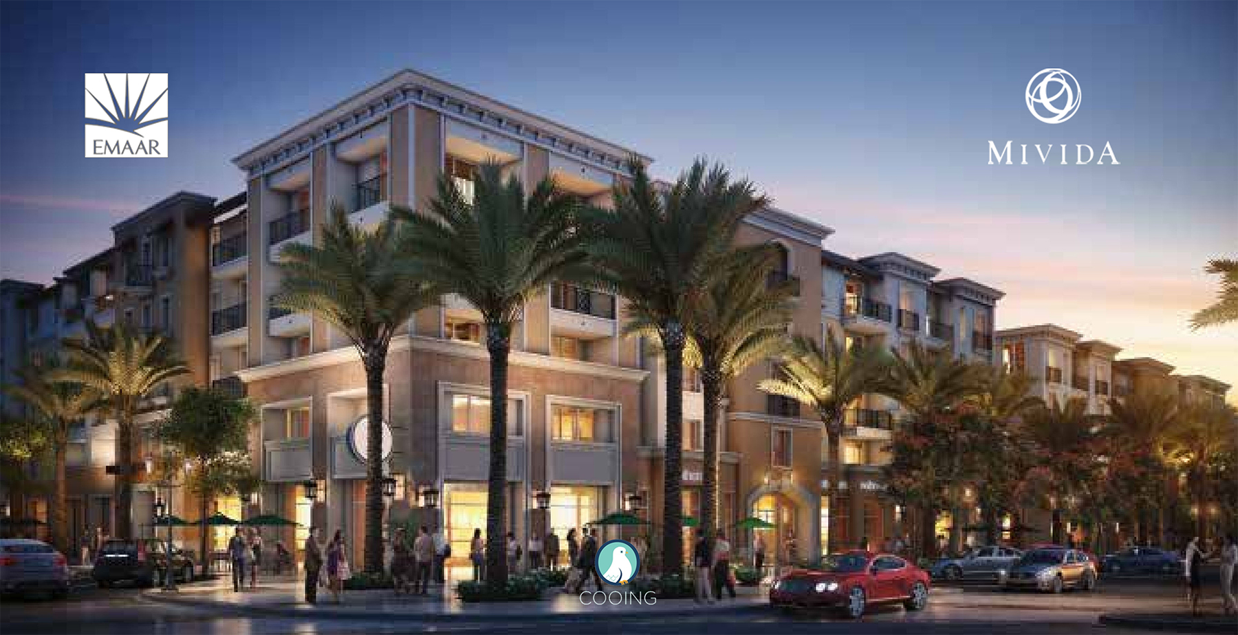 Apartment 156 meters at the best price in Mivida