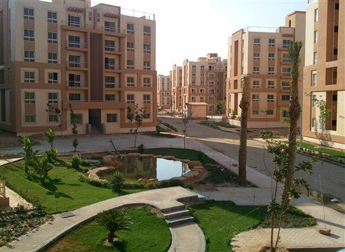 Very special apartment in October Gardens, super lux finishing, and payment facilities