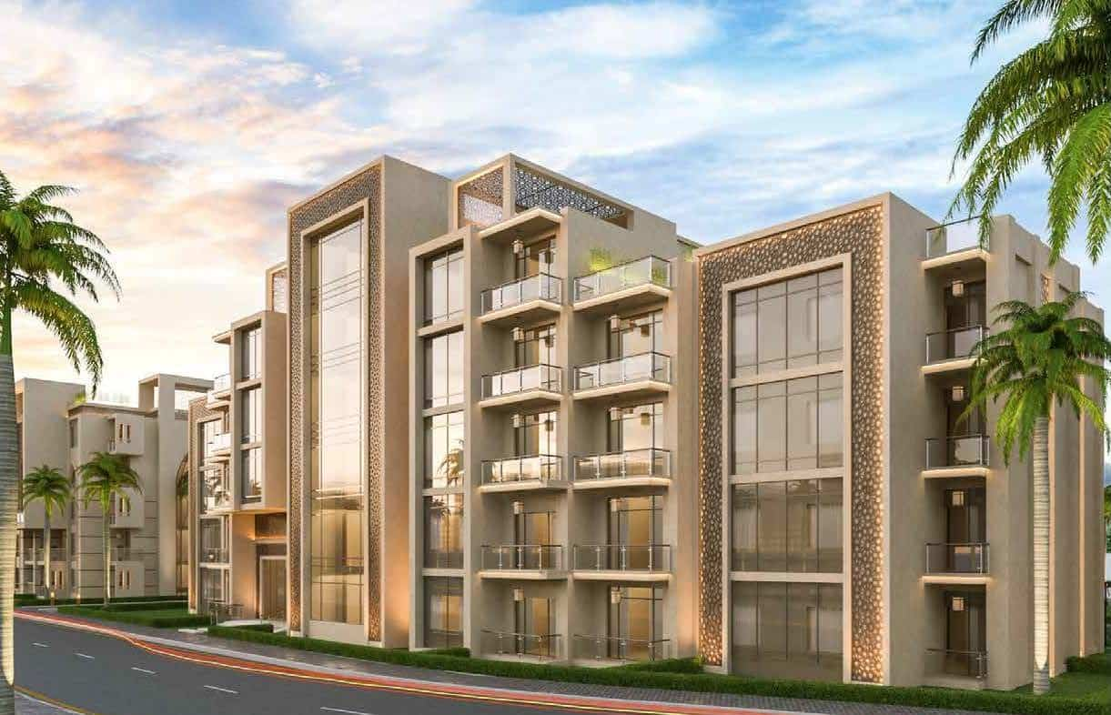 Penthouse 219 m finished with ACs in Zed East, Fifth Settlement